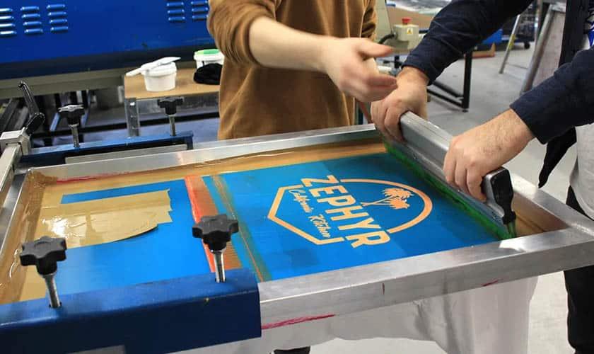estampacion de camisetas en Cabrera d'Igualada